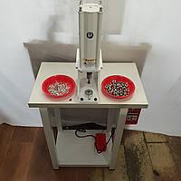 Пресс для установки швейной фурнитуры электрический