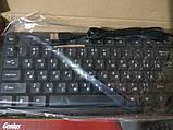 Повнорозмірна дротова клавіатура Genius, фото 3