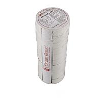 ElectroHouse Изолента белая 0,15мм х 18мм х 11м