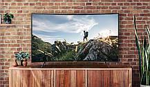 Телевизор Samsung UE55NU7372 (PQI1400Гц, 4K Smart, UHD Engine, HLG HDR10+, DDigital+20Вт, Curved, DVB-C/T2/S2), фото 2