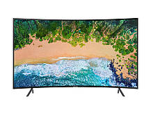 Телевизор Samsung UE49NU7372 (PQI1400Гц, 4K Smart, UHD Engine, HLG HDR10+, DDigital+20Вт, Curved, DVB-C/T2/S2), фото 3