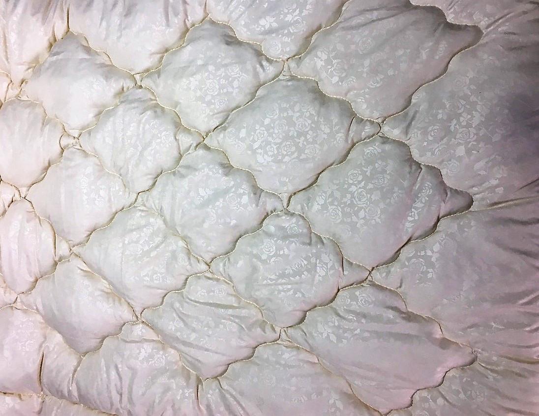 Теплое одеяло двуспальное 180*210 (микрофибра)