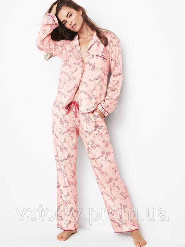 a7ddb5c0cdfd1 Victoria's secret XS фланелевая пижама для сна victorias secret xs виктория  сикрет
