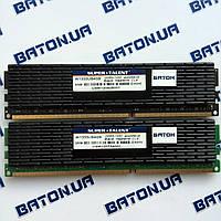 Игровая оперативная память Super Talent DDR3 4Gb+4Gb 1333MHz PC3 10600U CL9 (W1333UB4G9), фото 1
