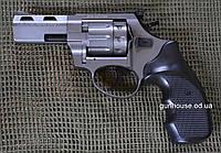 """Револьвер под патрон Флобера STREAMER R2 3"""" titan (черный пластик), фото 1"""