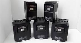 Серія NES1, вольт-частотні (скалярні). Перетворювачі частоти Hitachi.