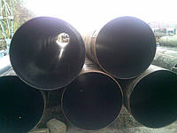 Труба стальная дм.325х8-9мм. ГОСТ 8732, 10704 с изоляцией
