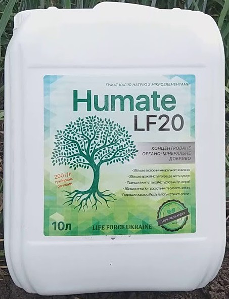 Гумат K/Na Humate LF20 microelements 10л