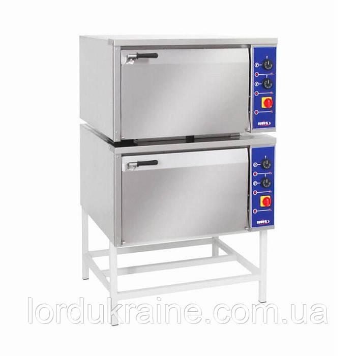 Шкаф жарочный электрический ШЖ-2М-2К Кий-В с 2 конвекциями