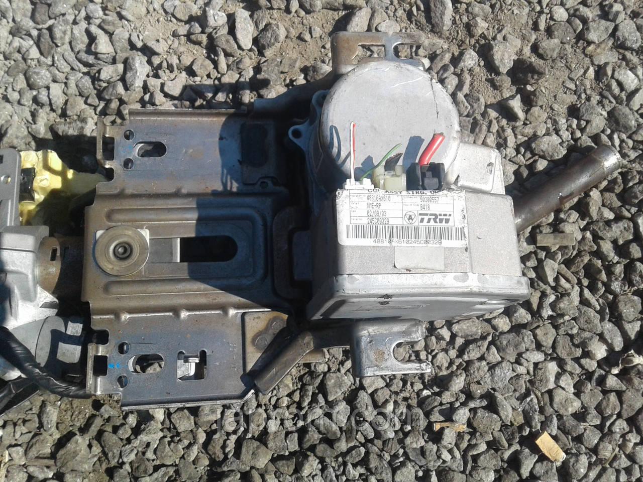 Электроусилитель рулевого управления Nissan Micra K12 2002-2010г.в.