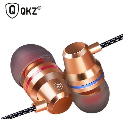 Наушники QKZ KZ DM1 с микрофоном