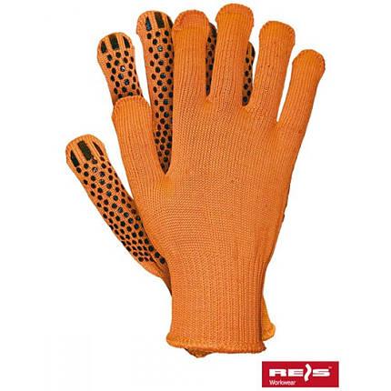 Перчатки для легких работ RT1249-4-OR, фото 2