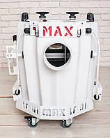 Генератор важкого диму / Генератор тяжелого низкого дыма SHOWplus LF-01 MAX Euro (White Edition), фото 1