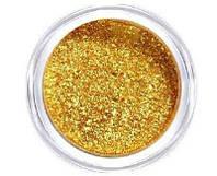 Втирка OU. 0,5 гр для ногтей золото