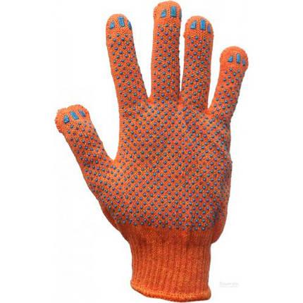 Перчатки для легких работ RT2138-1-OR, фото 2