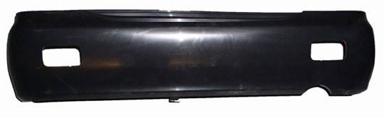 Задний бампер Mitsubishi Lancer 9 (04-08) с отв. под ПТФ (FPS), фото 2