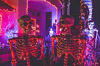 Оформление вечеринки на Хэллоуин