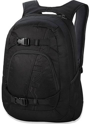 Мужской городской рюкзак Dakine Explorer 26L Black 610934783520 черный