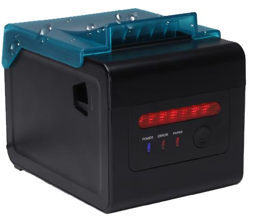 Принтер чеків RTPOS-80 S, Ethernet+USB+RS232