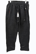 Брюки теплые Shooter зимние мужские спортивные штаны Шутер  Черные с отделкой  на карманах