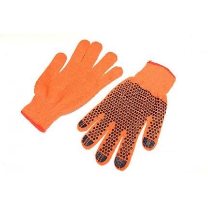 Перчатки для легких работ RT2148-2-OR, фото 2
