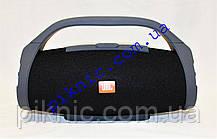 Беспроводная колонка JBL Boombox. Портативная Bluetooth колонка. Черный, фото 2