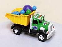 Машина Вантажівка 019/3 з кеглями, Бамсік