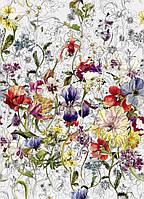 Фотообои фотошпалери Komar 4-201 Flora Флора 184х254 бумажные