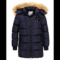 GLO-STORY зимняя детская куртка для мальчиков оптом, фото 1