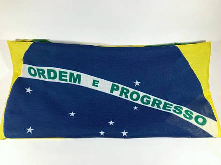 Флаг Бразилии - (Печать) - (1м*1.5м), фото 2
