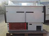 Холодильная витрина универсальная 1,20 м. Cold б.у. Витрина бу., купить витрину б.у., фото 4