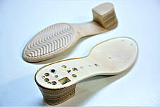 Подошва для обуви женская C-403 беж р.36,37, фото 2
