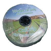 Капельная лента Waterfall Drip 8mil - 10 см - 0,7  (1800 м), фото 1