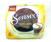 Кофе в чалдах для кофемашин Philips Senseo Latte Vanilla - 8 монодоз