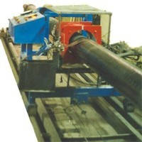Труба дм.377х9(10)мм.ГОСТ 8732изолированная внутри и снаружи пленкой Термизол