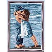 Вышивка Детский поцелуй 2. Идейка