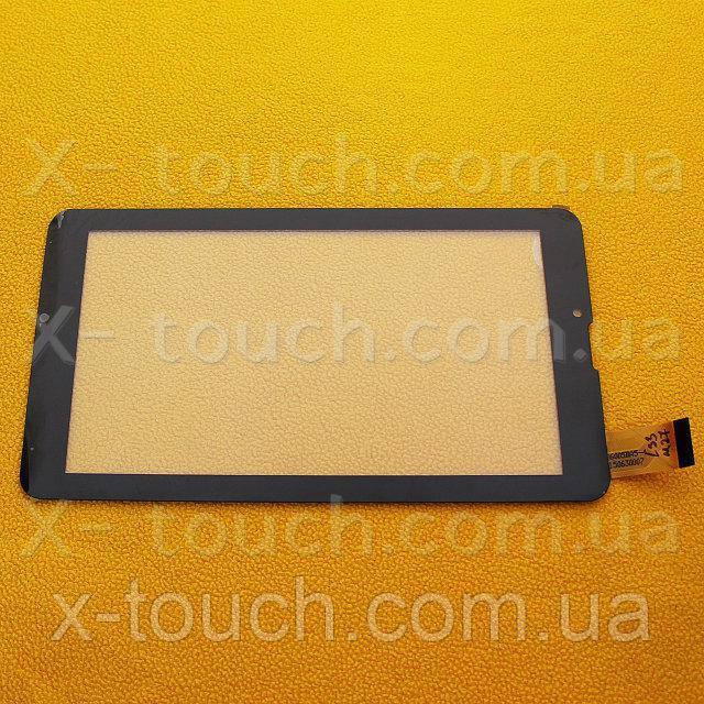 Q037a-fpc-022 cенсор, тачскрин, цвет черный. Оригинал, завод.
