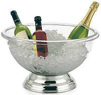 Чаша для шампанского 15 л., 44х25 см. из ударопрочного поликарбоната APS