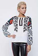 Блуза етнічна Ненька Україна Розмір L