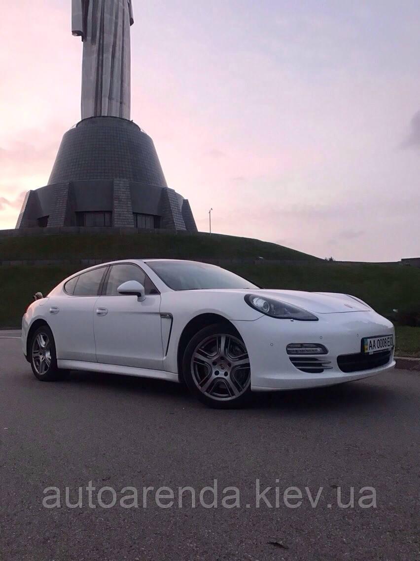 Оренда Porsche Panamera