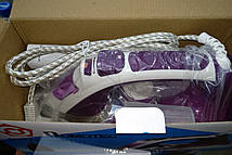 Утюг с керамической подошвой Domotec MS-2201 (2200W), фото 3