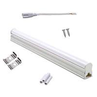 Светодиодный интегрированный  светильник Т5 -0,6м  9Вт 3200К(теплый белый)