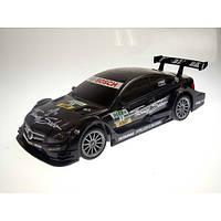 Автомобиль радиоуправляемый - DTM MERCEDES-BENZ C-CLASS COUPE AMG (чёрный, 1:16)