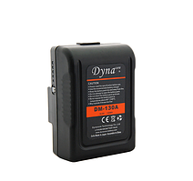 Аккумуляторная батарея Dynacore GOLD MOUNT MINI BATTERY 130Wh (DM-130A)