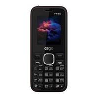 Мобильный телефон ERGO F181 Step Black