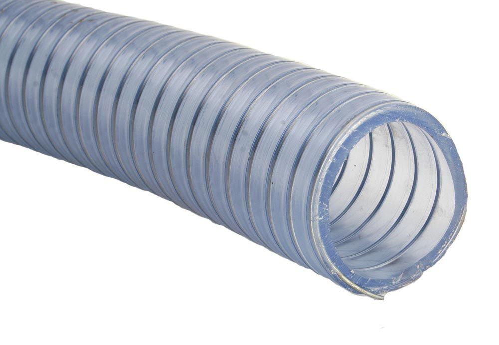 Шланг ПВХ пищевой Espiroflex Transmetal 150мм