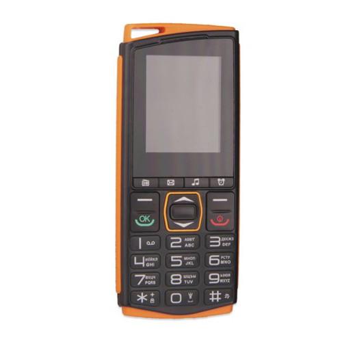 Мобильный телефон Sigma Comfort 50 Mini4 Black-Orange