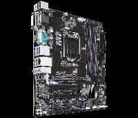 Материнская плата Gigabyte GA-H110M-D3H R2 (s1151; Intel H110; 4хDDR4 2400 МГц до 64 ГБ;1xPCI-E 3.0 x16; microATX) новая, фото 1