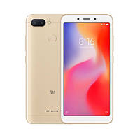 Смартфон Xiaomi Redmi 6 2GB/32GB EU Gold