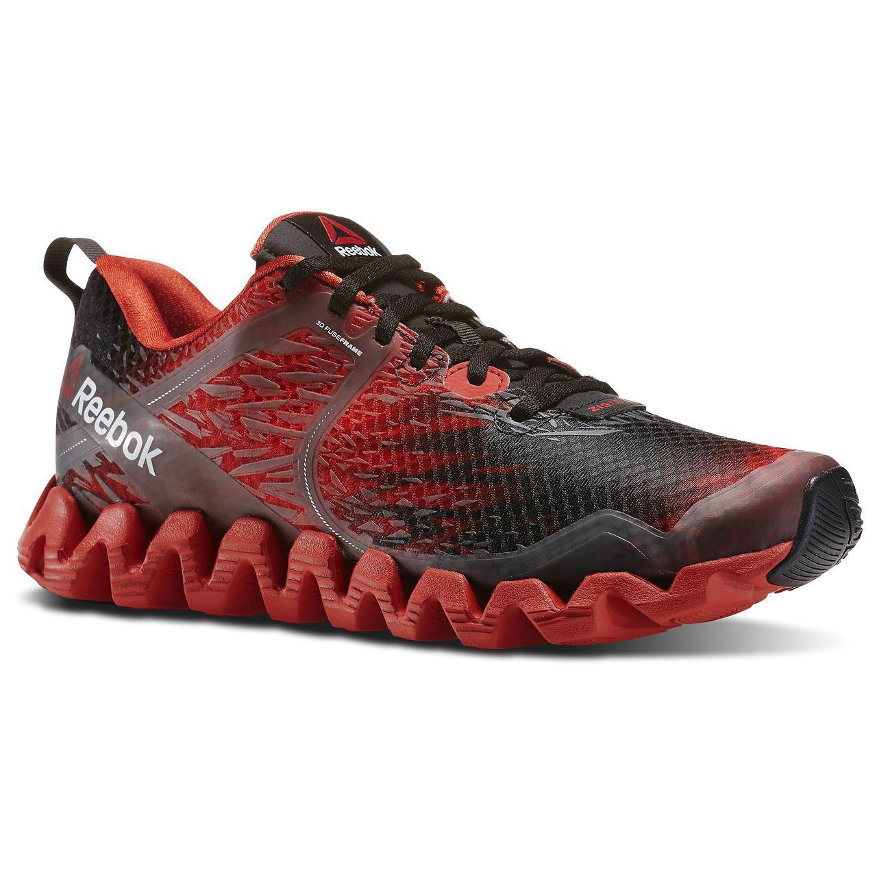 Мужские Кроссовки для бега Reebok ZIG SQUARED CRUZ V72070 -  Интернет-магазин спортивной одежды и 8e99166ff1e